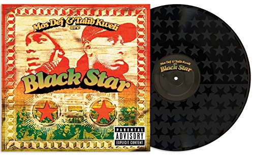 Mos Def & Talib Kweli Are Black Star [LP][Picturedisc][Explicit]