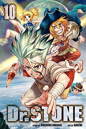 Dr. STONE, Vol. 10: Wings Of Humanity