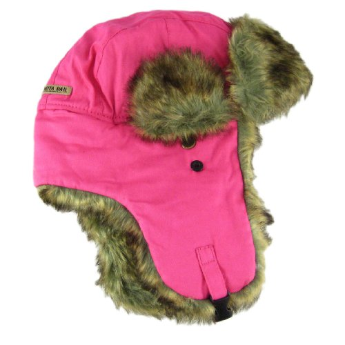 Dakota Dan Faux Fur Winter Trooper Hat Cap Fargo