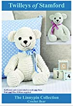 Twilleys of Stamford Crochet Kit Cream Bear