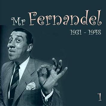 Mr. Fernandel, Recordings (1931 - 1948), Vol. 1