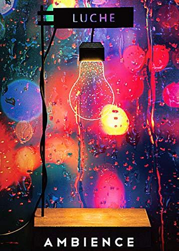 Aqua-Tropica ATLL-007 LUCHE Ambince Lampe de Croissance, veilleuse, Lampe de Plante, éclairage indirect, Cache Wabi-Kusa, Nano Aquarium, lumière de Lune