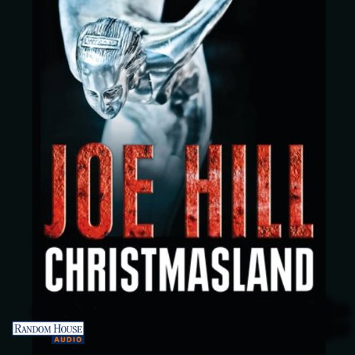 Christmasland audiobook cover art