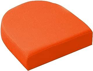 Sigmat U-Shape Wicker Cushion Solid Outdoor/Indoor Chair Pad 19