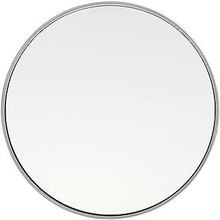 Beaupretty Casa de Banho Espelho de Aumento Com Ventosas 20X Ampliação Portátil Prático Maquiagem Magnified Espelho Maquia...