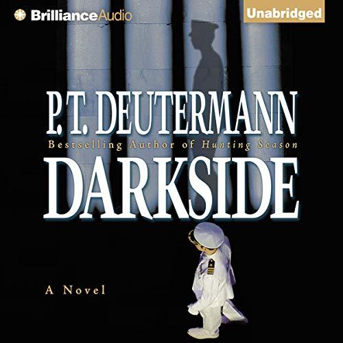 Darkside audiobook cover art