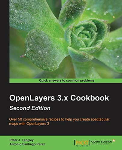 OpenLayers 3.x Cookbook - Second Edition (English Edition)