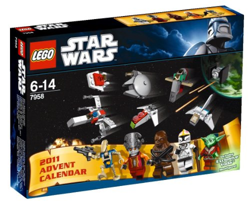 LEGO Star Wars 7958 - Calendario de Adviento Star Wars (Ref. 4589024)