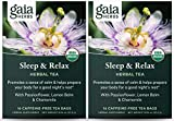 [PACKAGING MAY VARY] Comes with (2) boxes of 16-count tea bags Promotes relaxing & restorative sleep Calms nervous agitation and aids in relaxation Freeze-dried Lemon Balm extract Cultivated in accordance with Nature's intent During the summer months...
