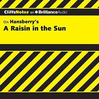 A Raisin in the Sun: CliffsNotes cover art