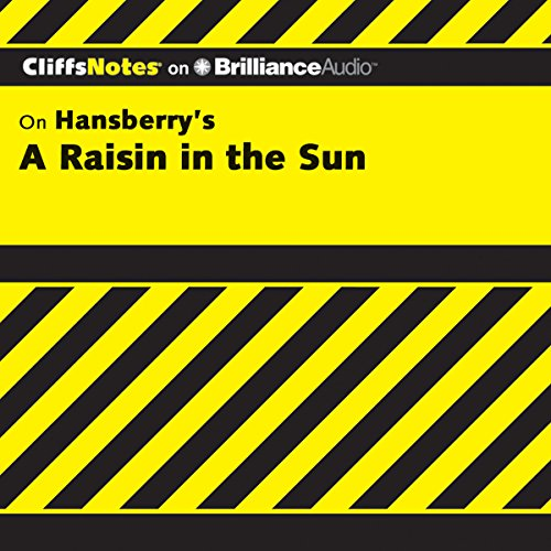 A Raisin in the Sun: CliffsNotes cover art