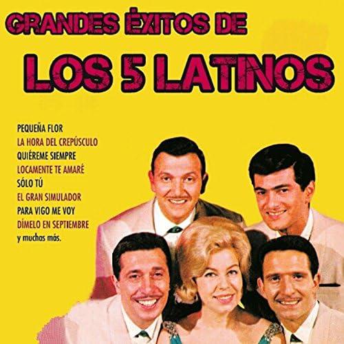 Los 5 Latinos