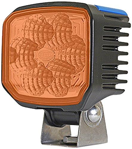 Hella 1GA 996 288-041 Arbeitsscheinwerfer - Power Beam 1500 - LED - 12V/24V - 1300lm - Anbau - stehend - weitreichende Ausleuchtung - Deutsch
