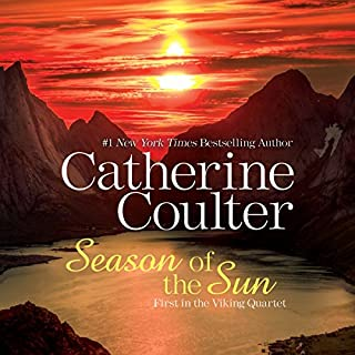 Season of the Sun audiobook cover art