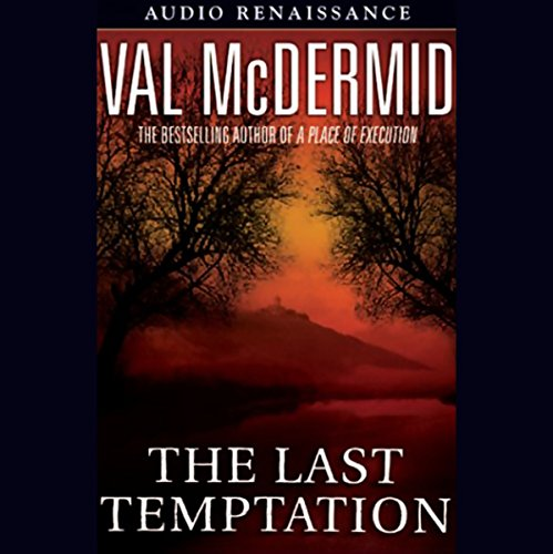 The Last Temptation audiobook cover art