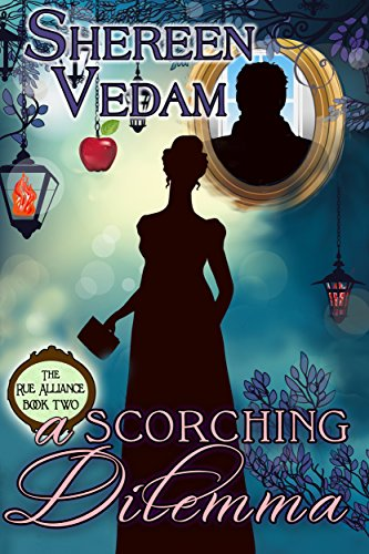 Book: A Scorching Dilemma (The Rue Alliance Book 2) by Shereen Vedam