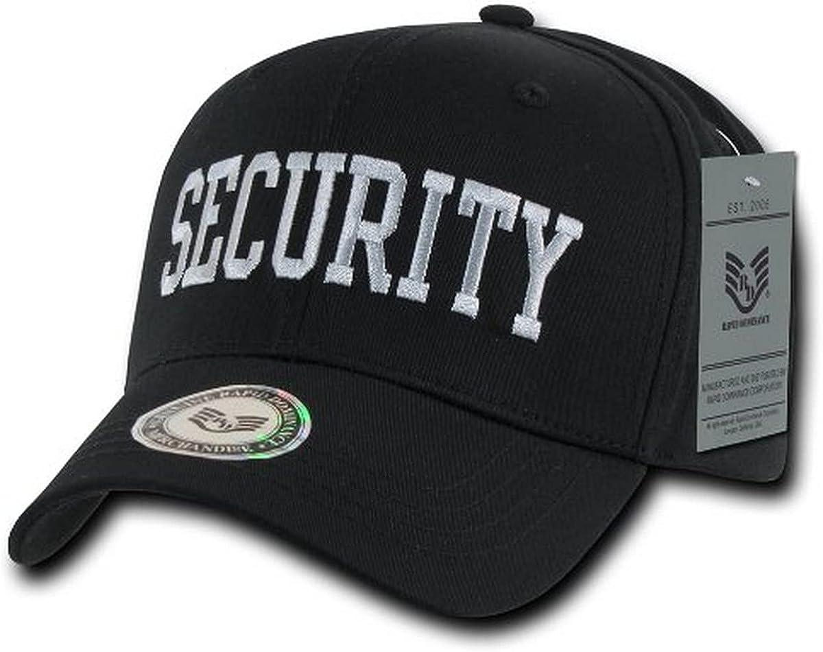 Rapiddominance Security Back to the Basics Cap, Black