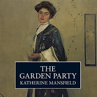 The Garden Party audiobook cover art