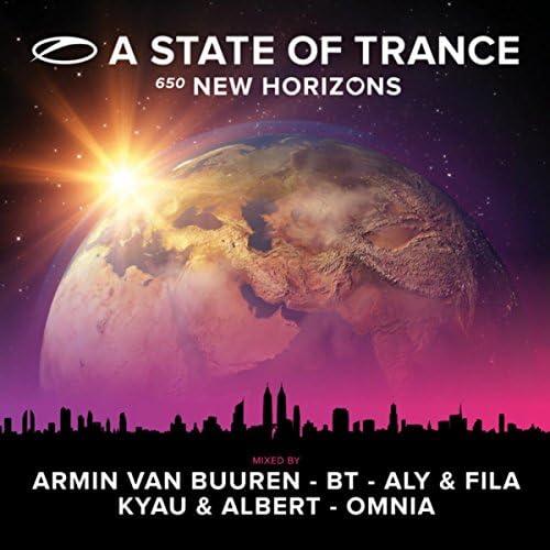 Armin van Buuren, BT, Aly & Fila, Kyau & Albert & Omnia
