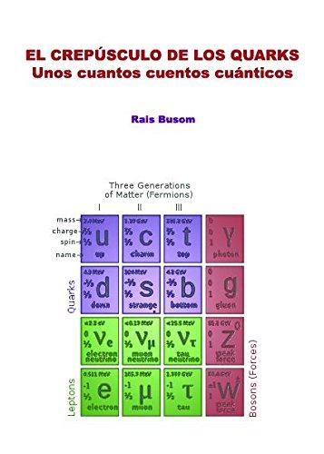 El crepúsculo de los quarks: Unos cuantos cuentos cuánticos (Spanish Edition)