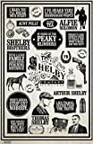 Theissen BY Order of the Peaky Blinders Poster - Mattes