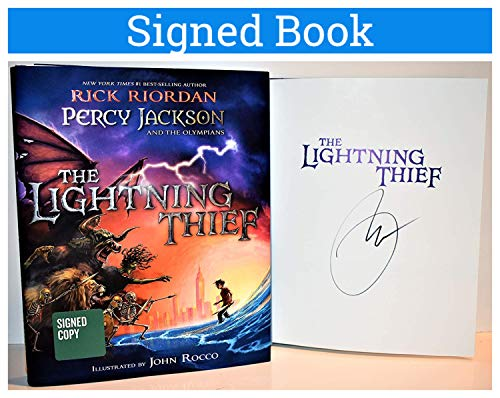 Percy Jackson and the Olympians Lig…