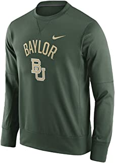 Baylor Bears Therma-Fit Circuit Pullover Crew Sweatshirt (XXX-Large)