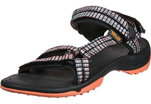 Teva Terra Fi Lite Sandal Women's Hiking 6.5 Samba Coral Multi