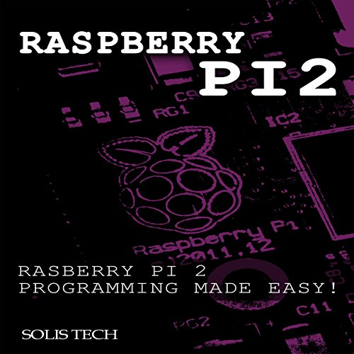 Raspberry Pi 2 Programming Made Easy cover art