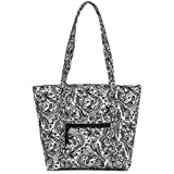 ANNAMITO Women's Travel Cotton Commuter Tote Bag,Large Tote Bags for Women,Pool Bags and Totes,Beach Totes Bags for Women