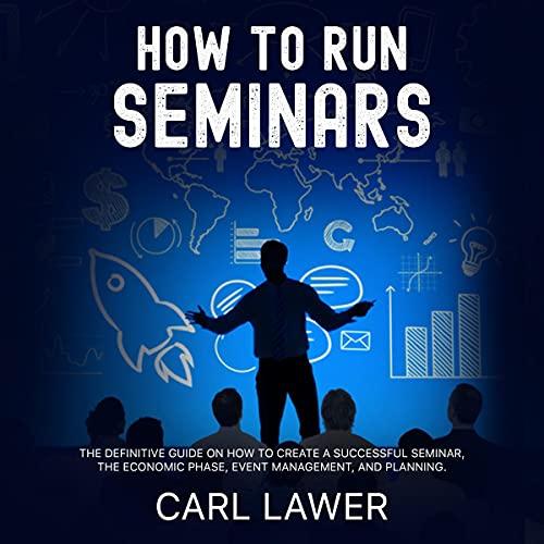 How to Run Seminars cover art