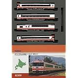 TOMIX Nゲージ キハ183-550系 基本セット 4両 92309 鉄道模型 ディーゼルカー