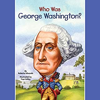 Who Was George Washington? audiobook cover art