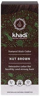 Khadi TP-4260378040152_1118-007 Tinte Herbal Color Castaño