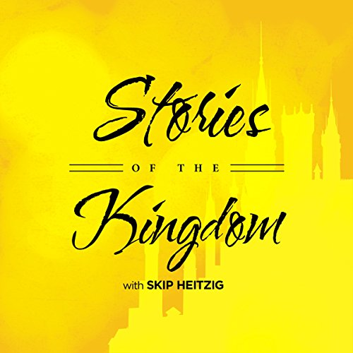 Stories of the Kingdom audiobook cover art