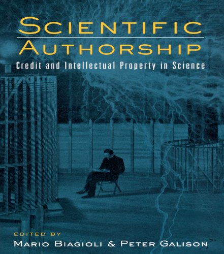 Scientific Authorship: Credit and Intellectual Property in Science (English Edition)