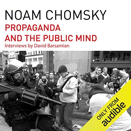 Propaganda and the Public Mind audiobook cover art