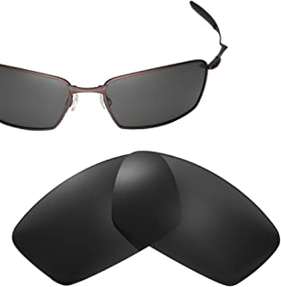 Replacement Lenses for Oakley Square Whisker Sunglasses - Multiple Options Available