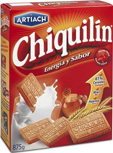 Chiquilín - Artiach Galletas, 875 g + 875 g, (pack de 2)