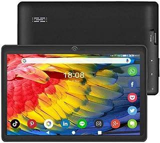 ANTEMPER Tablet de 7 pulgadas Android 10.0, Quad Core, 16 GB ampliable a 128 GB, 1 GB de RAM, Wi-Fi/Bluetooth, pantalla HD...