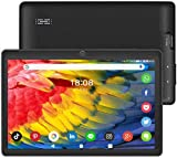 ANTEMPER Tablet de 7 pulgadas Android 10.0, Quad Core, 16 GB ampliable a 128 GB, 1 GB de RAM, Wi-Fi/Bluetooth, pantalla HD 1024 x 600, cámara dual, ligera y compacta, para niños, adultos
