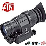 ATN 6015-4 1.0x 4th Generation Night Vision Monocular Goggle - NVMP601540