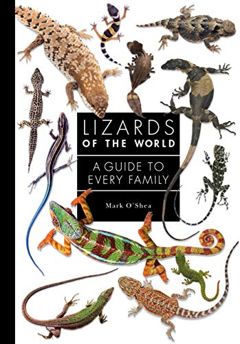 Lizards of the World: A Natural History: A Guide to Every Family