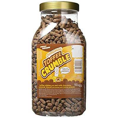sweet dreams original toffee crumble Sweet Dreams Original Toffee Crumble 51GLh evsQL