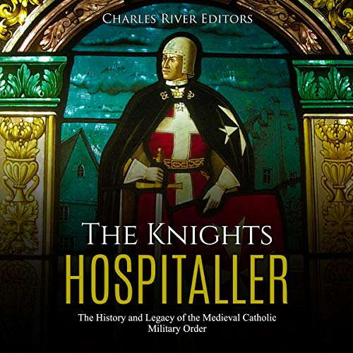 The Knights Hospitaller audiobook cover art