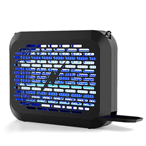 2020 Upgraded Bug Zapper & Insect Fly Trap, Electronic Mosquito Killer - Also for Gnats, Flies