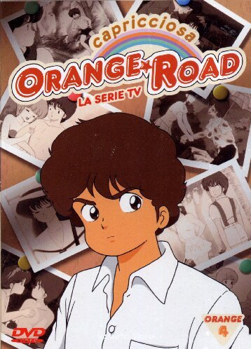 Orange RoadVolume04Episodi16-20