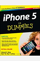 iPhone 5 For Dummies Paperback