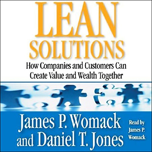 Lean Solutions audiobook cover art