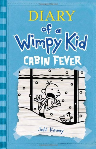 Image of Cabin Fever (Diary of a Wimpy Kid, Book 6)